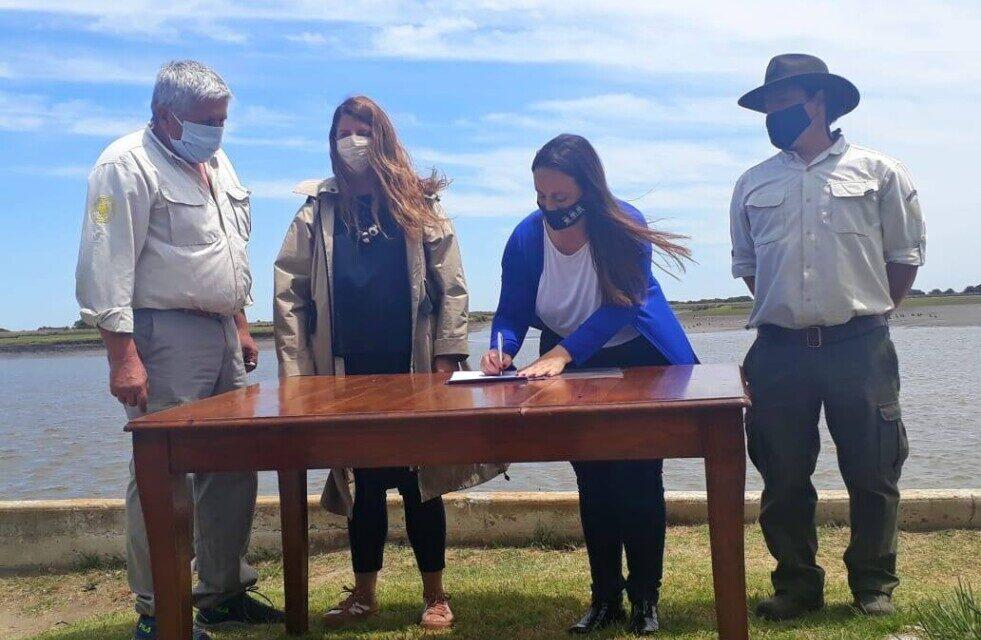 AGP comenzó la asistencia a parques nacionales