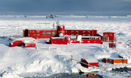 El coronavirus llegó a la Antártida: la base chilena O'Higgins registró 36 infectados