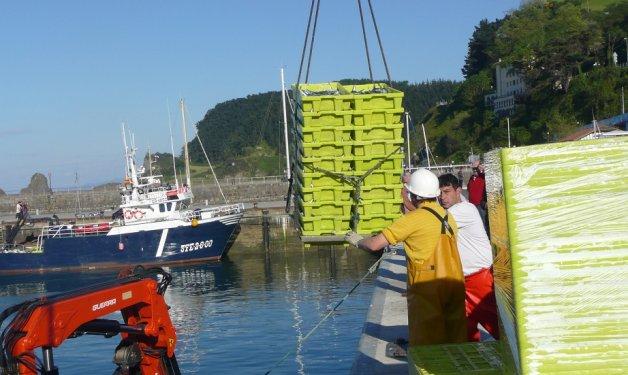 España amplía la lista de puertos para el control fronterizo de buques pesqueros