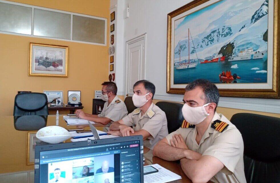 Organización Marítima Internacional (OMI) evalúa medidas adoptadas en la pandemia