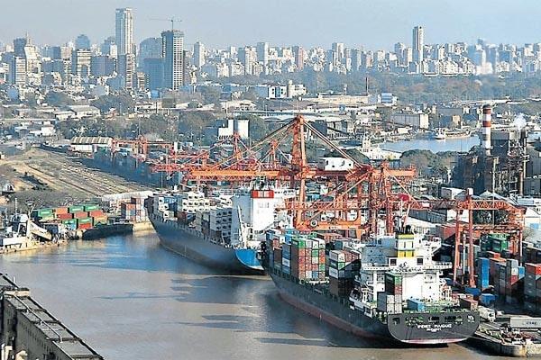 Perfil marítimo de Argentina, en el estudio de la UNCTAD
