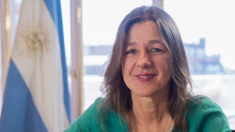 """Sabina Frederic: """"Proteger los recursos del mar Argentino es defender nuestra soberanía"""""""