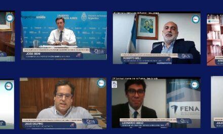 Consenso sobre los principales desafíos del sector Portuario y fluviomarítimo, en un año marcado por la pandemia
