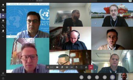 Puerto de Buenos Aires participa en reunión de coordinación del Programa de Gestión Portaria de la UNCTAD