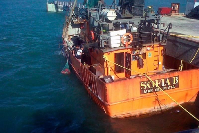 El Secretario de Pesca de Chubut declaró duelo provincial por el fallecimiento de un marino pescador