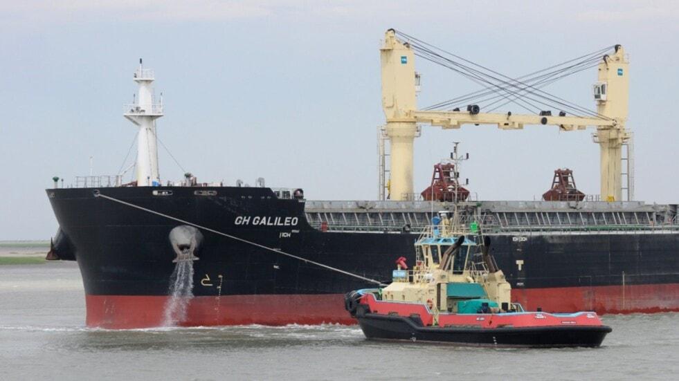 Paro de remolcadores en puertos Argentinos