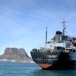 Un incendio dejó fuera de servicio al buque ARA Canal Beagle