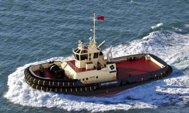 Damen firma contrato con Svitzer para ASD Tug 3212