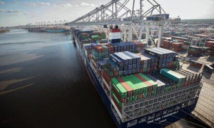 El puerto de Georgia no detiene su crecimiento