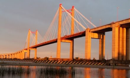 Impulsan acuerdo de cooperación con OCDE por Hidrovia Paraguay- Paraná