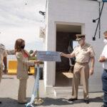 Se inauguraron nuevas instalaciones para el personal de la Prefectura en el Puerto Dock Sud