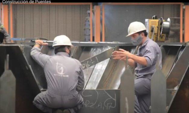 Tandanor: Comenzó la construcción de puentes para cruzar por sobre la traza del Sarmiento