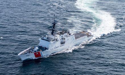 Argentina recibirá en febrero la visita protocolar de un buque de guardia costera estadounidense