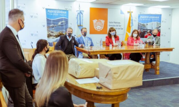 Ampliación del Puerto Ushuaia: Tres empresas presentaron ofertas