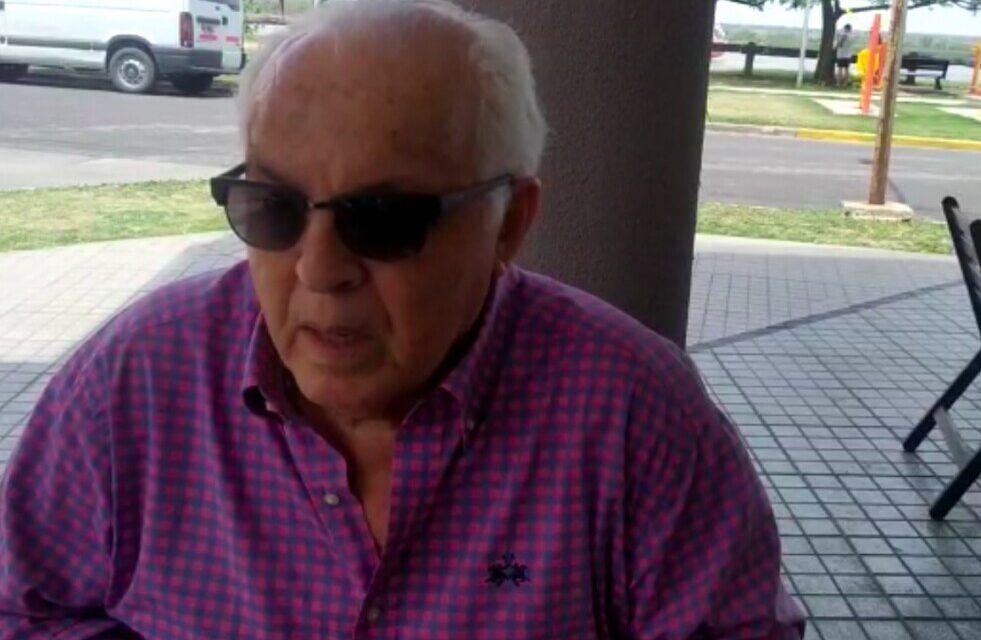 """Herme Juárez: """"Vamos a proponer que se hagan nuevas licitaciones y en dólares"""""""