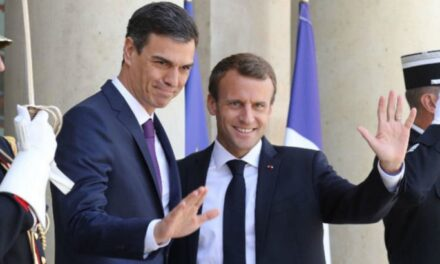 Duro golpe del coronavirus a las economías de España (-11%) y Francia (-8,3%)