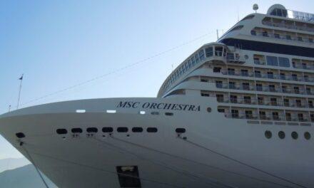 MSC retrasa temporada de cruceros en Sudáfrica tras aparición de nueva cepa Covid