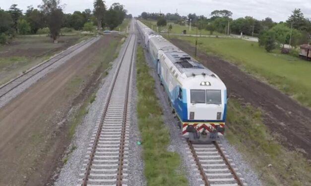 El lunes 18 se pondrá en servicio el tren a Pinamar