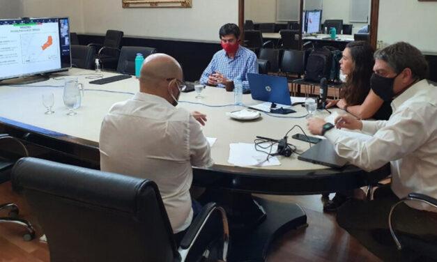 Se reúne la Comisión Nacional de Emergencia y Desastre Agropecuario (CENyDA)