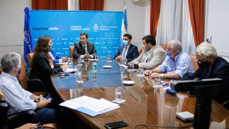 Canal Magdalena: se reunió por primera vez la Unidad Ejecutora