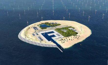 Dinamarca construirá un gigantesco centro de energía eólica en el mar del Norte