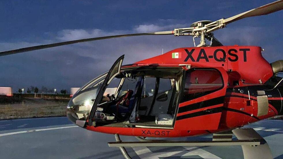 Dachser México Transporta Suministros Automotrices de Carga Crítica por Helicóptero Evitando Costosas Tarifas de Paro Laboral de $3.000 por Minuto para el Cliente