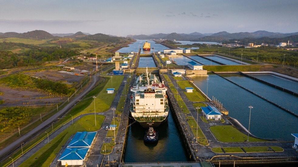 Canal de Panamá inicia proceso con miras a convertirse en carbono neutral para el año 2030