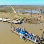 Puerto de Ibicuy: exportan 200.000 toneladas de madera en 2020