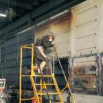 Un centenar de vagones serán reparados en talleres ferroviarios nacionales