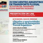 Desafios y oportunidades del sistema de navegación troncal Argentino