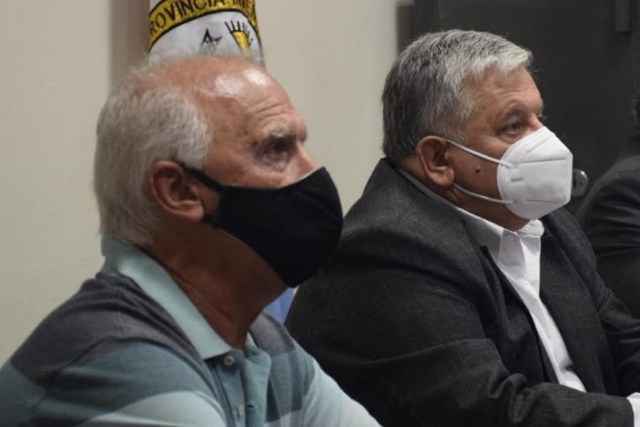 Intendentes del Foro Portuario Santafesino participaron de la primera reunión del Consejo Federal de la Hidrovìa Paraná-Paraguay