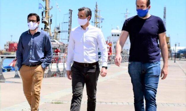 Cambio en la gerencia general del Consorcio de Gestión del Puerto de Bahía Blanca