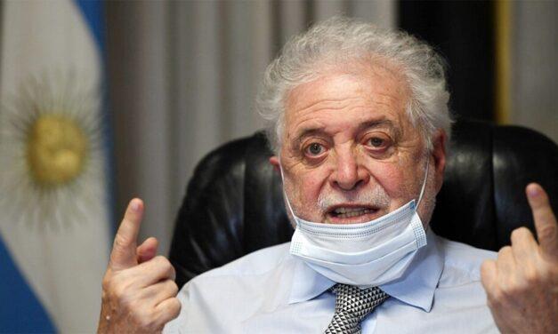 González García analizará con los gremios del transporte la vacunación en esa actividad