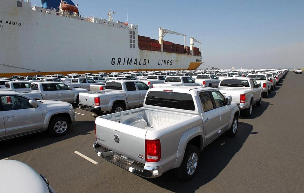 Argentina exportará 10 mil pickups más a Chile