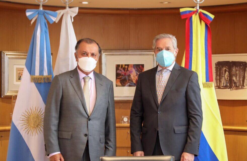 Argentina busca colocar nuevos productos en el mercado colombiano