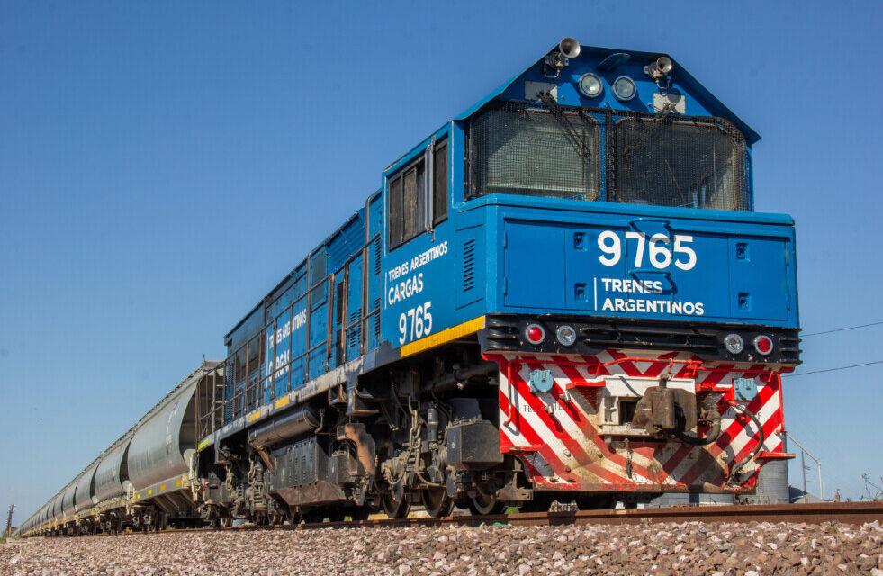 Acuerdo con China Machinery -CMEC- para modernización del Belgrano Cargas