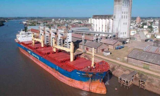 Entre Ríos: Buscan ampliar las operaciones en contenedores refrigerados