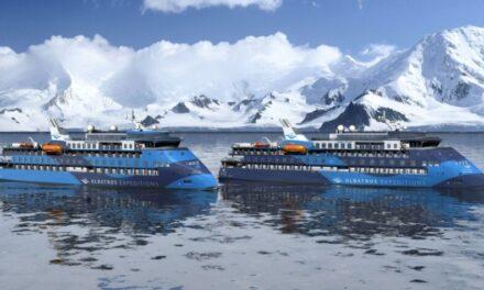 Albatros Expeditions presenta el Ocean Victory, su buque de expedición más ecológico