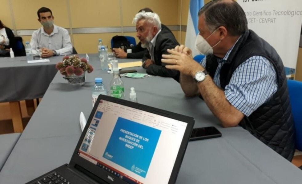 Inidep realizó visitas a puertos patagónicos para coordinar la futura operatoria del BIP Mar Argentino