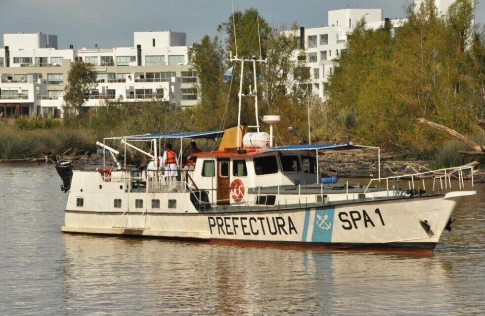 Investigan el estado de las aguas del Delta del Paraná