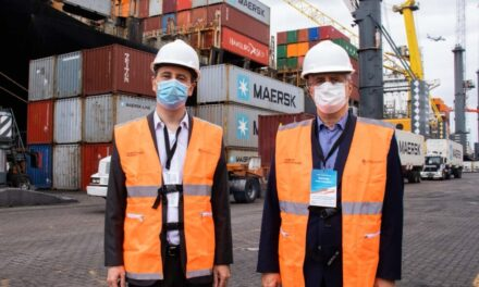 Un sólido respaldo para el puerto de Buenos Aires