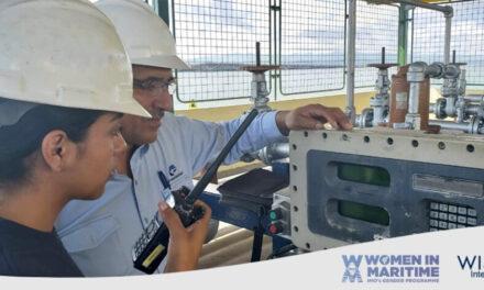 Se lanza la primera encuesta sobre mujeres en el sector marítimo