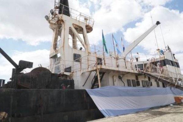 Primer buque para conservación de las áreas marinas