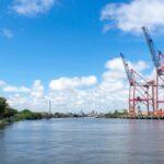 Acuerdo entre AGP y el Consorcio del Puerto de Dock Sud para el balizamiento y dragado de los accesos comunes