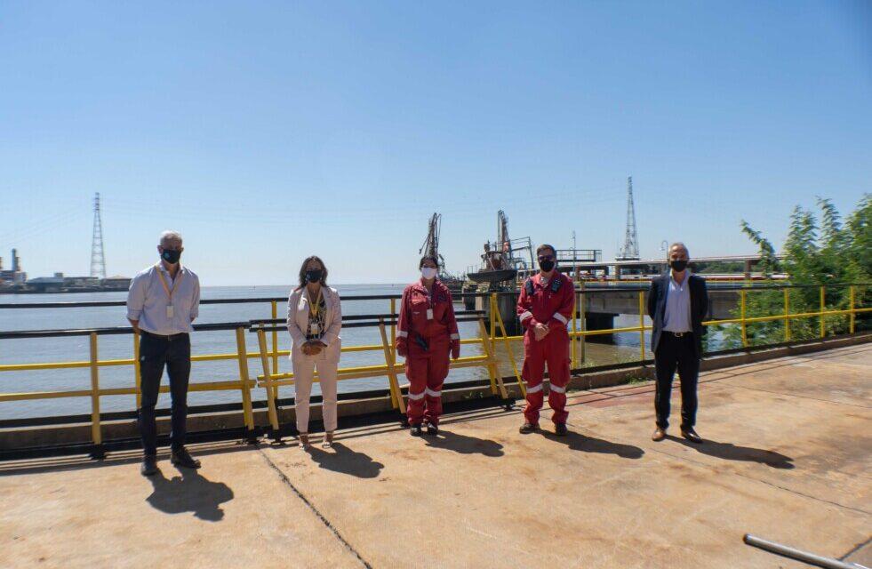 Puerto Dock Sud apuesta a los hidrocarburos