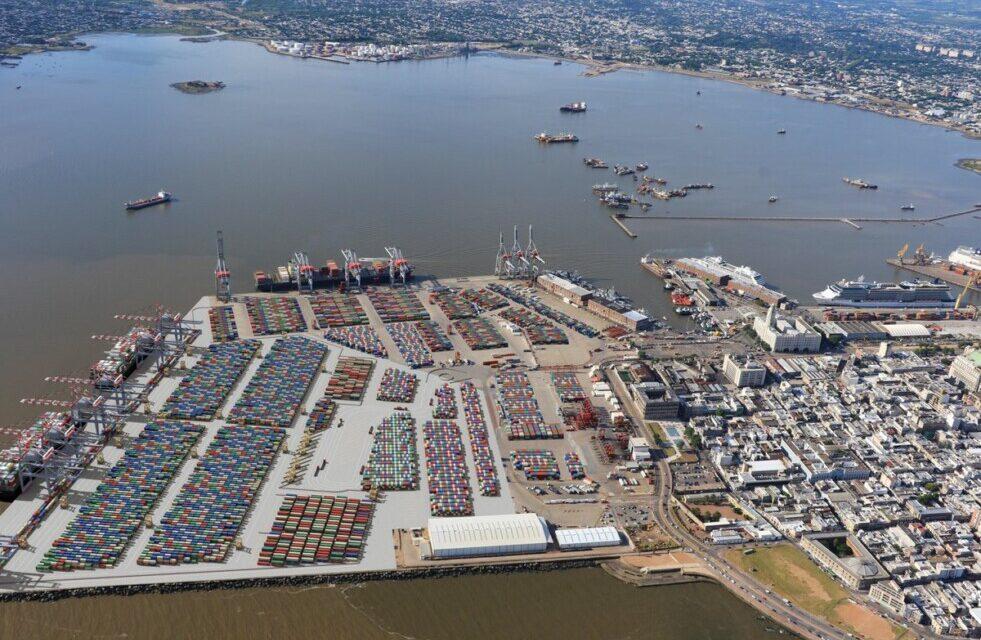 Escaló la tensión con Uruguay: el Gobierno trabó un metro extra de dragado del Río de la Plata que mejoraba el puerto de Montevideo