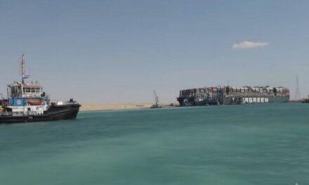 El Ever Given ya no bloquea el Canal de Suez y se reanuda el tráfico marítimo