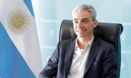 Comunicado del Ministerio de transporte sobre el fallecimiento del Ministro Mario Meoni