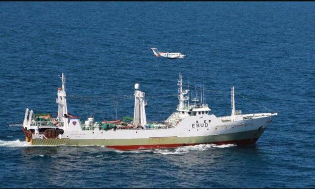 Presentaron un amparo contra la pesca ilegal y depredadora en el sur