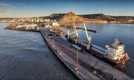 Avanza licitación para la puesta en funcionamiento del astillero del puerto de Comodoro Rivadavia